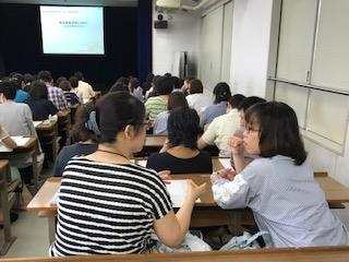 PTA1学年委員会主催 進路講演会を開催!
