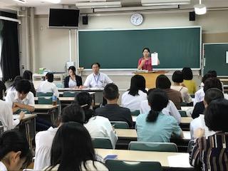 ニュージーランド姉妹校交流・英語研修説明会を開催!