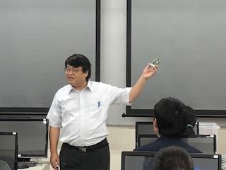 高大連携授業へ行ってきました!